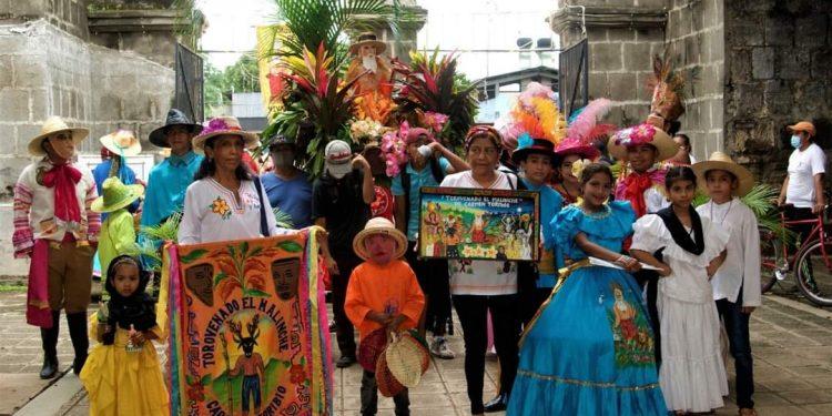Alcaldía de Masaya desafía a la iglesia católica y monta sus propias fiestas a San Jerónimo