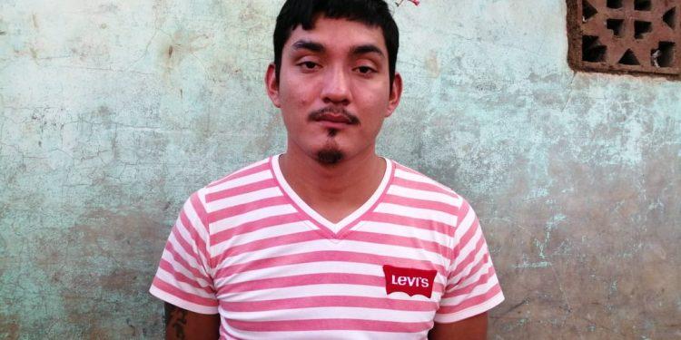 """Secuestran por segunda vez al exreo político de Masaya Marvin López, miembro de la """"banda de los aguadores de a pie"""". Foto: Noel Miranda/Artículo 66"""