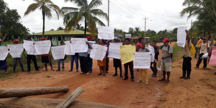 Comunitarios del territorio Twi Yahbra demandan elecciones libres de las autoridades regionales