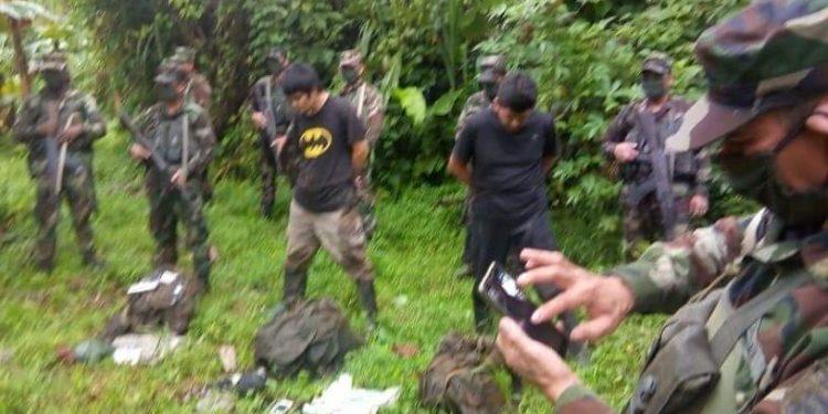 Ejército detuvo a un joven de Masaya que regresaba del exilio en Costa Rica, pero la Policía no da información de su paradero. Foto: Cortesía