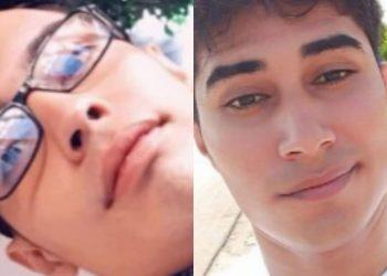 Policía orteguista secuestra a dos jóvenes de la CUJD mientras realizaban pintas azul y blanco