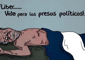 Los presos políticos bajo riesgo de muerte