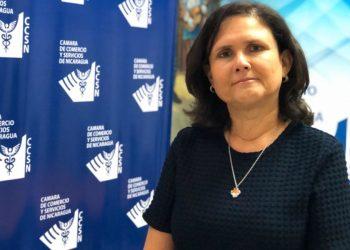 Carmen Hilleprandt se une a Mario Hanon para disputar la presidencia del Cosep