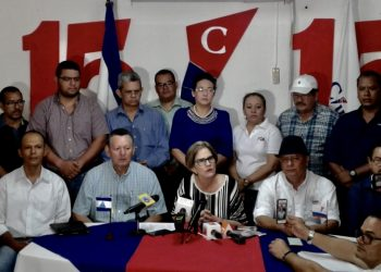 «Si los partidos políticos salen de la Coalición Nacional, CxL podría considerar entrar», dice directivo de ese partido. Foto: Radio Corporación.