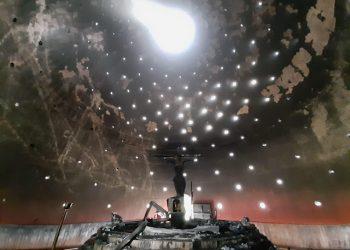 Vaticano pide investigaciones «transparentes» tras el incendio a la capilla de la Sangre de Cristo. Foto: Cortesía