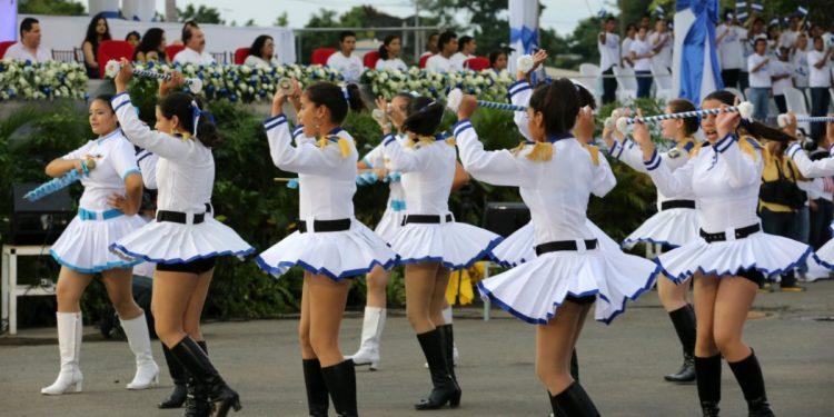 Rosario Murillo anuncia cancelación de fiestas patrias, pero se harán desfiles en las comunidades