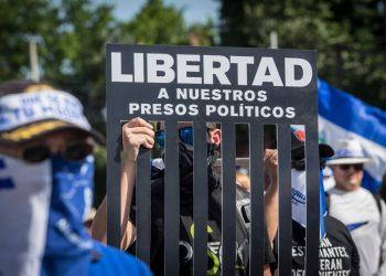 El régimen, la tortura y los presos políticos. Foto: La Prensa.