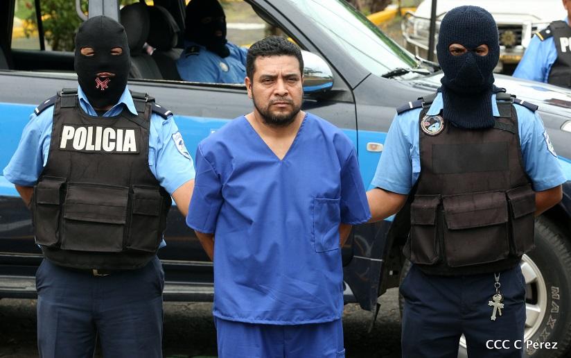 Tribunal de Apelaciones ordena a la Policía cesar asedio contra exreo político de Ticuantepe. Foto: Cortesía