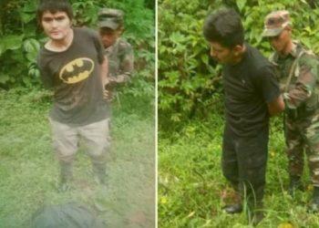 Policía sigue sin presentar a dos jóvenes de Masaya detenidos por el Ejército en la frontera con Costa Rica