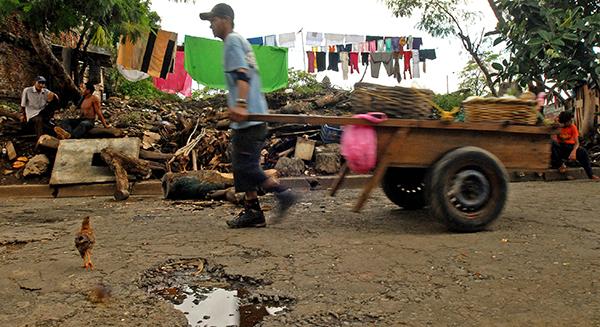 Nicaragua está en la lista de los países más pobres de América Latina. Foto: Artículo 66/EFE
