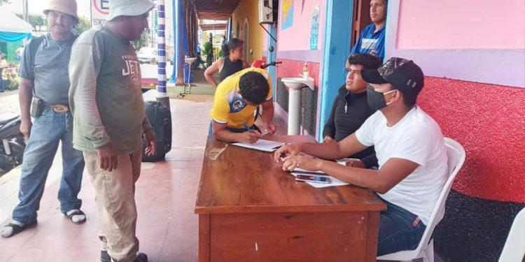 Régimen levanta firmas de sus fanáticos para instaurar «cadena perpetua». Foto: RRSS.