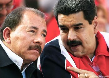 Ley de cadena perpetua de Ortega tiene su homólaga en otra dictadura, la de Venezuela. Foto: Tomada de Internet.