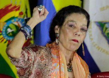 Rosario Murillo rechaza resolución en favor de Nicaragua: «No somos colonia ni esclavos de nadie». Foto: Internet