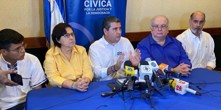 Alianza Cívica espera propuesta de UNAB para superar crisis en la Coalición