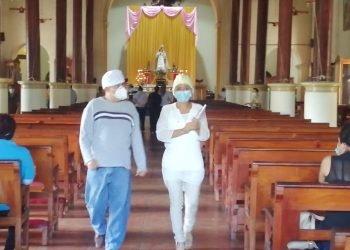 Iglesia católica abrirá sus templos luego de seis meses cerrados por el COVID-19. Foto: Noel Miranda/ Artículo 66