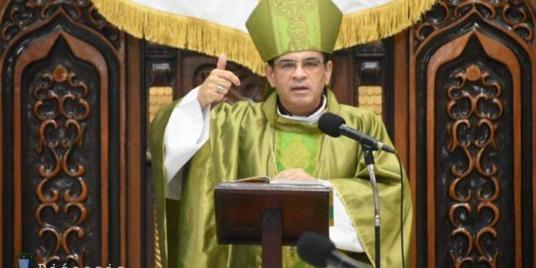 Monseñor Rolando Álvarez llama a «reconstruir Nicaragua con la verdad». Foto: Diócesis de Matagalpa