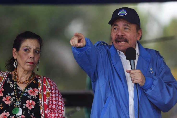 Daniel Ortega muestra sus miedos ofreciendo cadena perpetua a la oposición política. Foto: Tomada de internet.