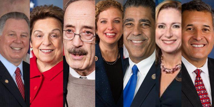 Siete congresistas de Estados Unidos piden al presidente Trump frenar deportaciones de activistas nicaragüenses