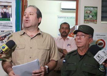 Víctimas de Abril repudian saludos de ganaderos, integrantes de la Alianza Cívica, al Ejército. Foto: Ilustrativa.