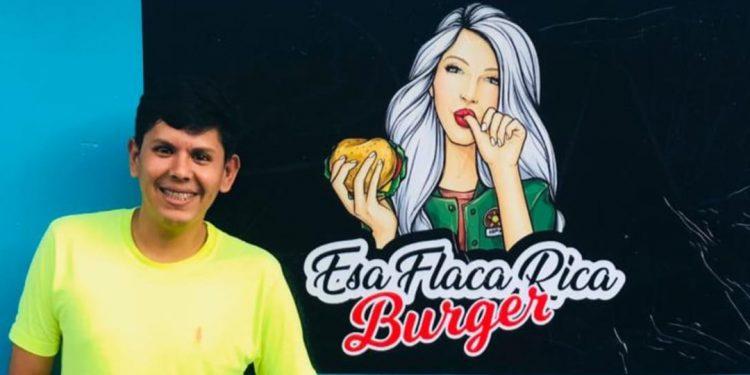 Preso político Ulises Rivas emprende negocio de «Esa Flaca Rica». Foto: Cortesía