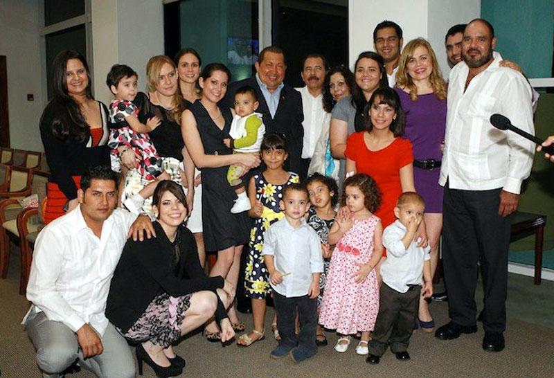 Oposición podría ofrecer seguridad para los hijos y nietos de Daniel Ortega, afirma dirigente de la UNAB. Foto: Tomada de El Heraldo.