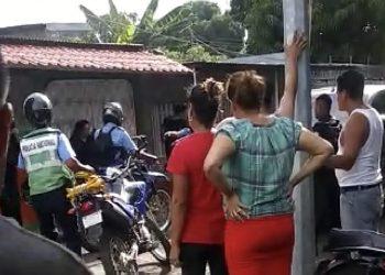 «Venimos a matarte vieja» fueron las amenazas de policías a la exrea política Gladys Mejía. Foto: Cortesía