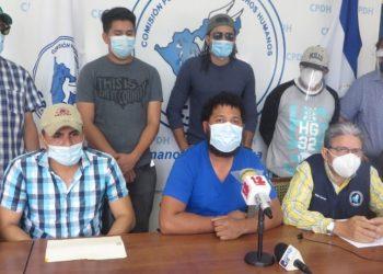 Dictadura orteguista encrudece represión en contra de exreos políticos de Managua. Foto: Noel Miranda / Artículo 66