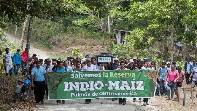 Ejército se lava las manos en caso de retención a líder indígena. Foto: La Prensa.