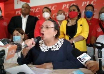 Osuna desconoce a la actual delegación del PLC en la Coalición Nacional y pone en duda participación en esa agrupación política. Foto: Artículo 66
