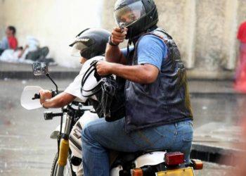Ante el ataque de un delincuente, lo importante es «preservar la integridad física y la vida», dice experto en seguridad. Foto: Tomada de internet.