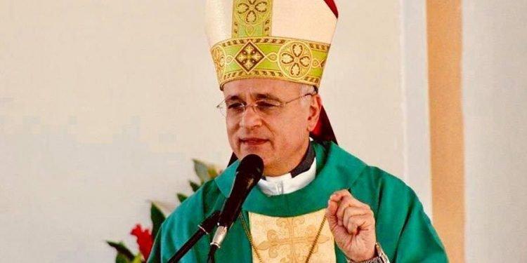 Monseñor Silvio Báez: «Es hora de deponer la soberbia política». Foto: El Heraldo.