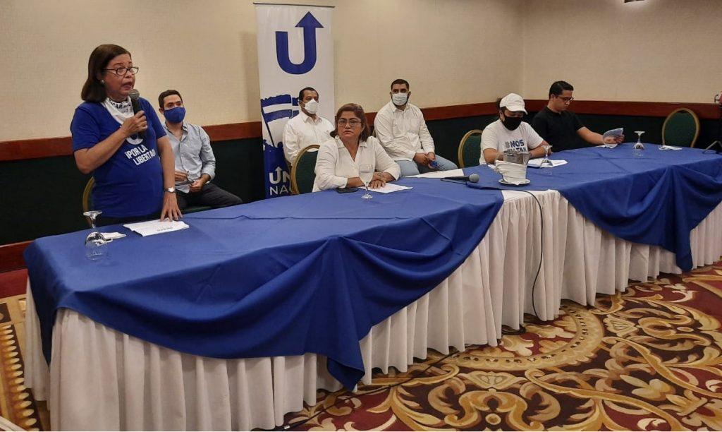 UNAB denuncia que aparatos de seguridad del régimen están abocados a reprimir a la oposición no a prevenir los delitos. Foto: Cortesía.