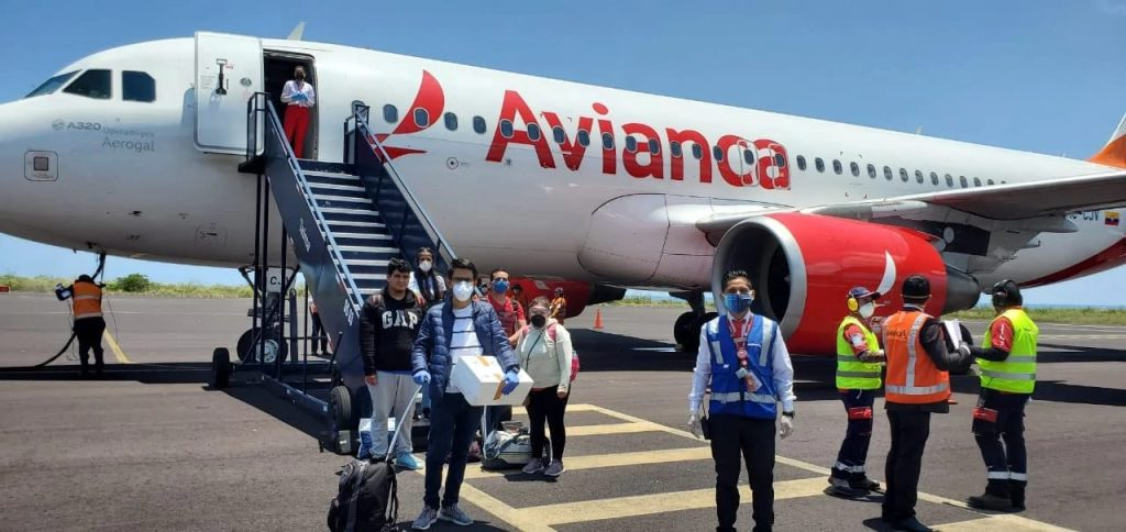 Avianca anuncia reinicio de vuelos a partir del 19 de septiembre. Foto: Avianca