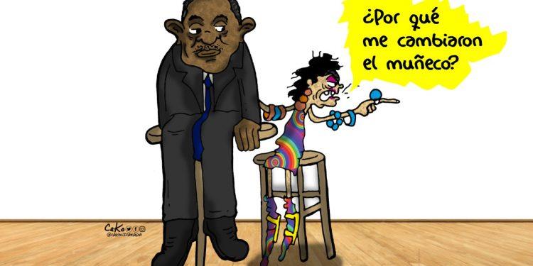 La Caricatura: Los muñecos que hablan de economía