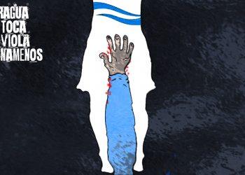 La Caricatura: Nicaragua, ¡NO SE TOCA!