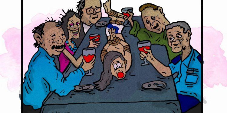 La Caricatura: Celebrando el Día de la Independencia