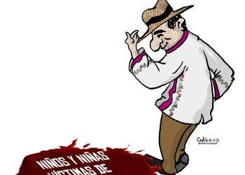 La Caricatura: El diputado hipócrita