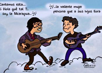 La Caricatura: En memoria de Conrado y Coronado