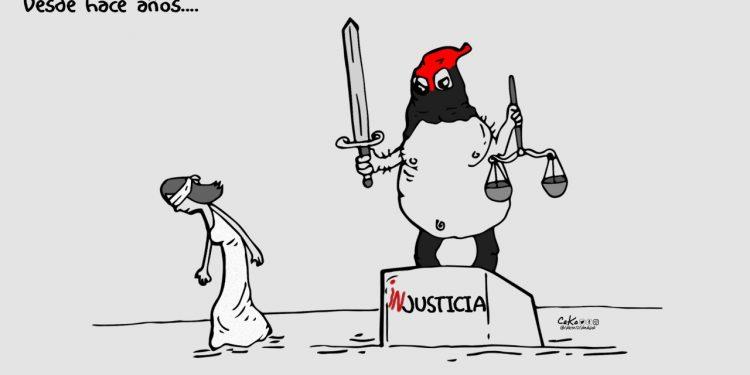 La Caricatura: InJusticia