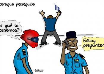La Caricatura: La Nicaragua perseguida