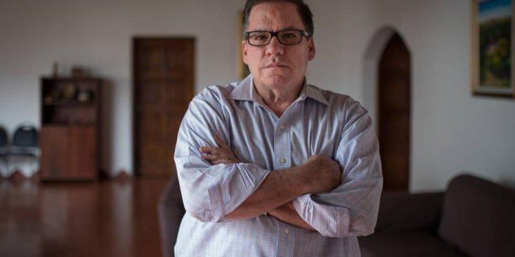 José Adán Aguerri deja la presidencia del Cosep. Foto: Carlos Herrera.