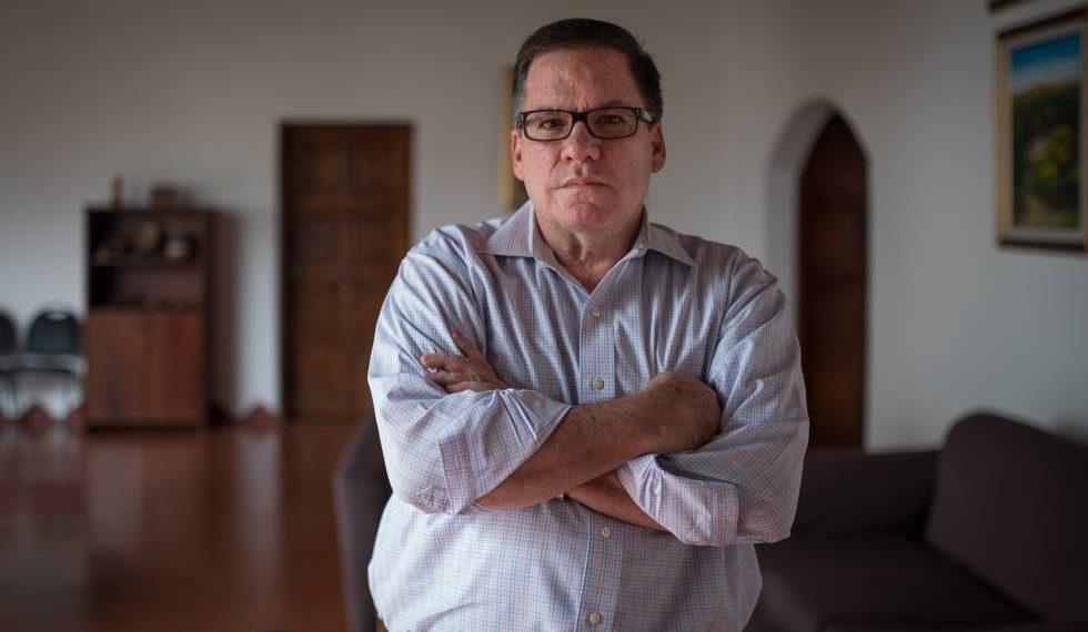 José Adán Aguerri lleva 23 días recluidos en las cárceles de la Dirección de Auxilio Judicial. Foto: Carlos Herrera.