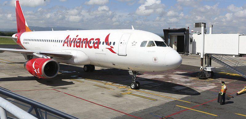 Vuelos de Avianca hacia Nicaragua podrían cancelarse por estricto protocolo