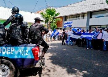 Observatorio de Derechos Humanos denuncia constante violación a los DDHH en Nicaragua. Foto: CNN.