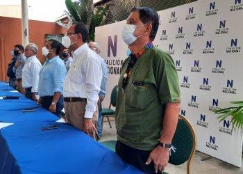 Coalición Nacional recurrirá de amparo contra leyes represivas de Ortega. Foto: Artículo 66.