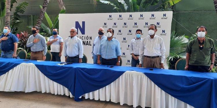 Coalición Nacional no desconocerá a representantes del PLC. Foto: Artículo 66.