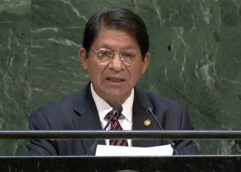 Moncada arremete contra las Naciones Unidas por develar crímenes contra DDHH