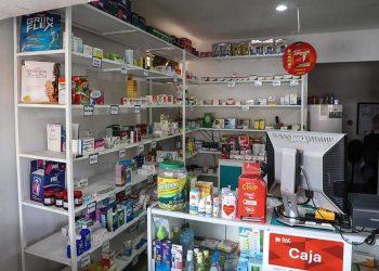 COVID-19 deja lucrativas ventas a las farmacias