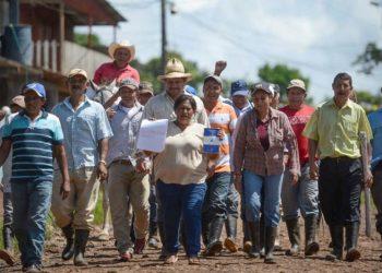 Movimiento Campesino rechaza reformas electorales de Ortega