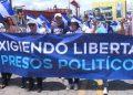 115 presos políticos mantiene cautivo el régimen de Daniel Ortega